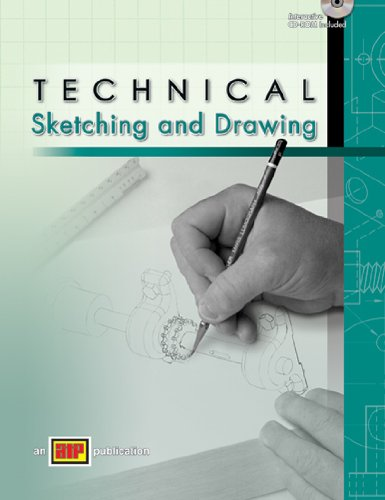 Technical Sketching and Drawing - Textbook - Amer Technical Pub - AT-1164 - ISBN: 0826911641 - ISBN-13: 9780826911643