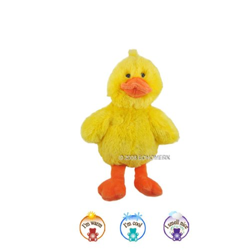 Aroma Waddling Duck - Aromatherapy Stuffed Animal - Hot And Cold Therapy