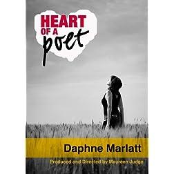 Heart of a Poet:  Daphne Marlatt