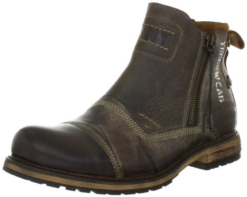 Yellow Cab SOLDIER M Y16106, Stivaletti uomo, Marrone (Braun (Tan)), 45