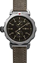 Bell & Ross Ww2 Mens Watch Ww2 Bomber Regulateur Heritage