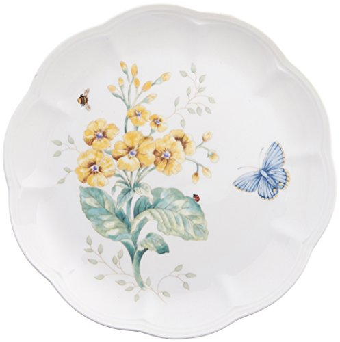 Lenox Butterfly Meadow Fritillary Accent Plate
