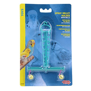 Zcl Mirror Stairs Food Spike Stent For Parrot