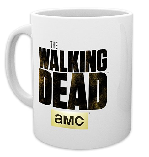 Walking Dead Mug Logo