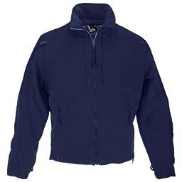 5.11 Tactical #48038 Tactical Fleece Jacket (Dark Navy, Medium)