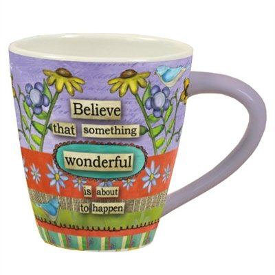 Lang 2121015 Believe Cafe Mug