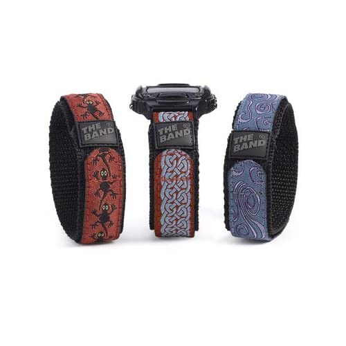 Amazon.com : Chums - Chisco 00010.MT The Band 3/4 In Asst : Watch Band