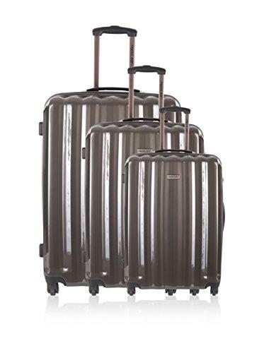 brands liste mode online modeol comtravel one 3er set hartschalen trolley altamura grau