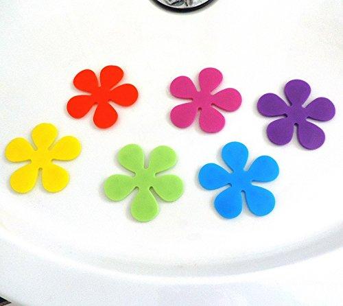 versandfuxx24-6-boden-anti-rutsch-pads-fur-dusche-badewanne-bunt-in-blumenform-ca-oe-10-cm