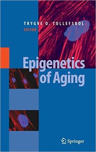 Epigenetics of Aging written by Trygve Tollefsbol