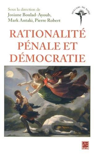 Rationalité pénale et démocratie
