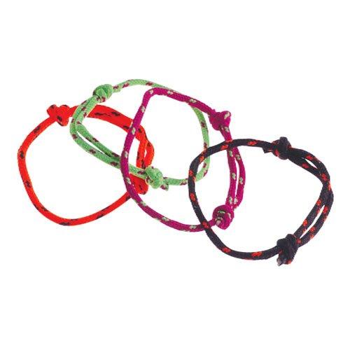 US Toy Company FA859 Halloween Friendship Bracelets-48-Pc