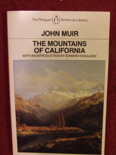 The Mountains of California (American Library)