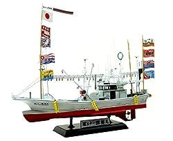 1/64 漁船 No.02 大間のマグロ一本釣り漁船 第三十一漁福丸 フルハルモデル