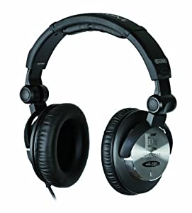 Ultrasone HFI-580 S-Logic Surround Sound Professional Headphones