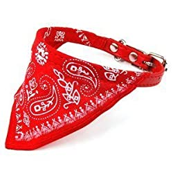 Ardisle Small Pet Dog Puppy Cat Neck Bandana Collar Toy Clothing Scarf Gift For Clothes from Ardisle