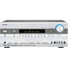 Amazon - Onkyo TX-SR705S 7.1 Channel Home Theater Receiver - $399.97