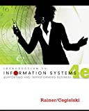img - for Introduction to Information Systems: Supporting and Transforming Business, 4th Edition book / textbook / text book