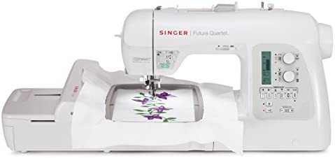 Singer 5 Futura Quintet All-in-1 Sewing Machine