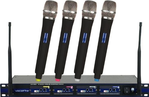 Vocopro Uhf-5800-6 Wireless Microphone