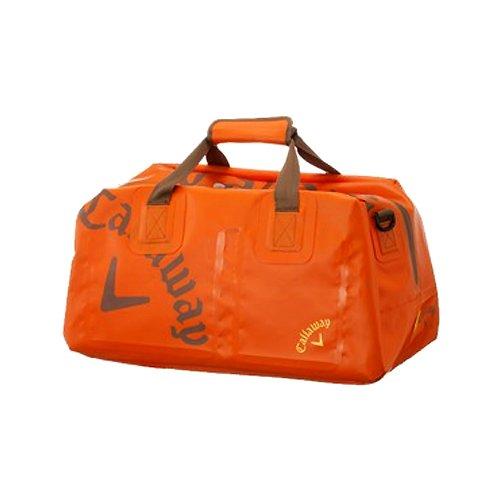 Callaway(キャロウェイ) 2014年 Waterproof ウォータープルーフ ボストンバック カラー オレンジ JM 5914018