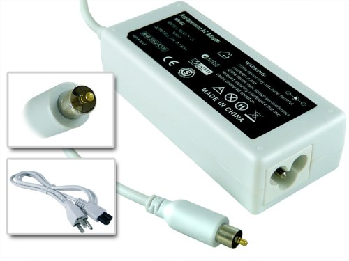 45w AC Adapter for Apple iBook G4 PowerBook G4 A1036