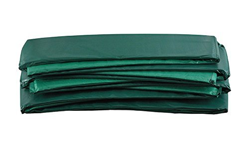 Replacement-Trampoline-Spring-Pad-Spring-Cover-by-Trampoline-Pro-Green-Universal-14ft-Round