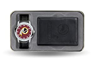 NFL Mens Watch and Wallet Set by Sparo