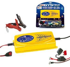 Automatisches Batterie Ladegerät 12V und 24V