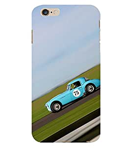 99Sublimation Sports Car 3D Hard Polycarbonate Back Case Cover for Apple iPhone 6