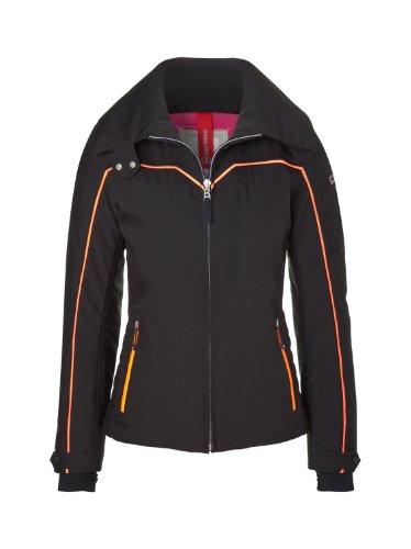 Bogner Fire + Ice Damen Outdoor Jacke Agneta, black, 44, 3483-4398