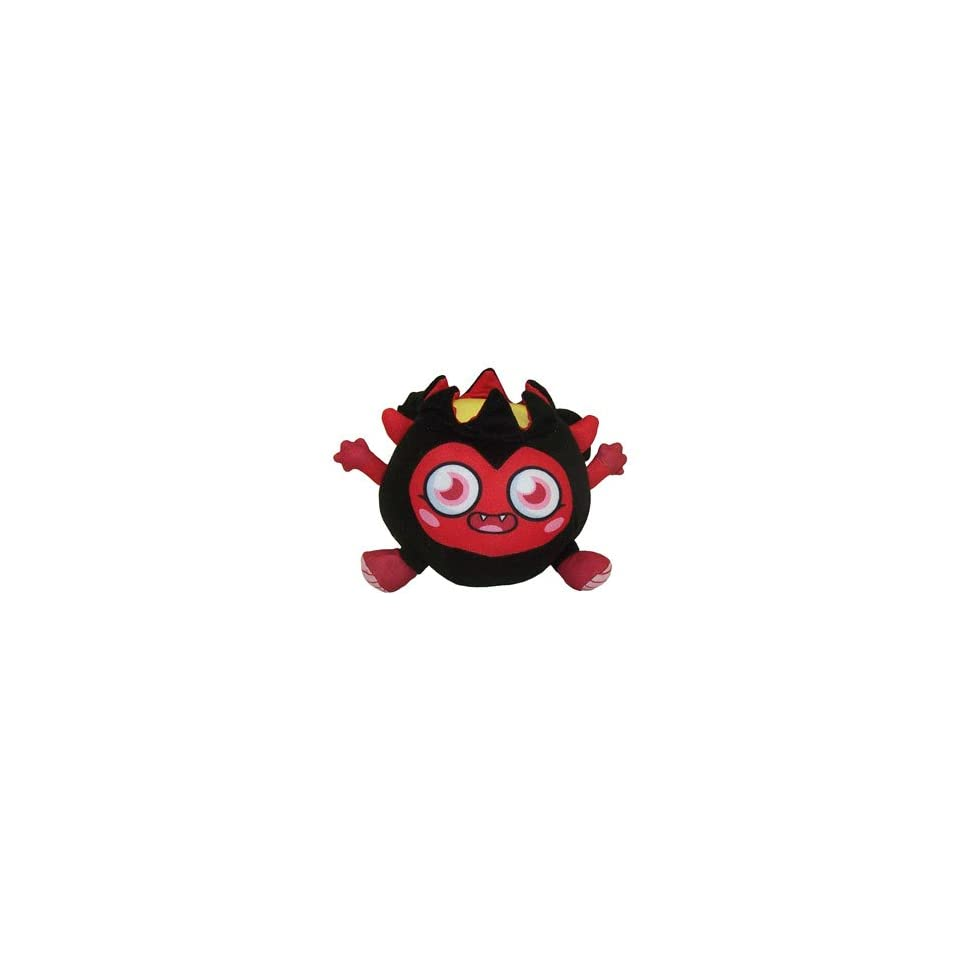Moshi monsters diavlo plush