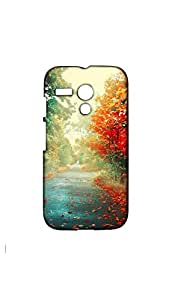 Nature Stylish Mobile Case/Cover For Moto G