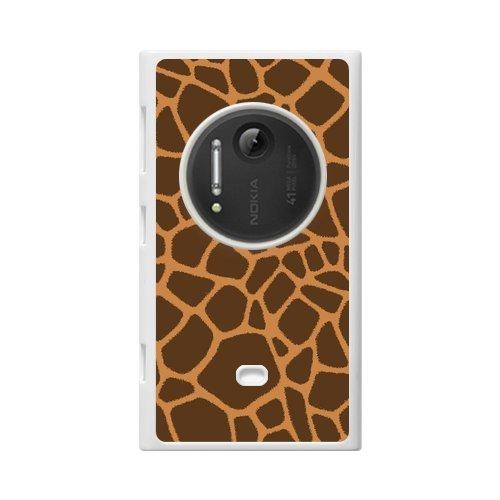 Giraffe Skin Custom 100% Plastic Case For Nokia Lumia 1020