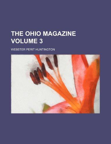 The Ohio magazine Volume 3