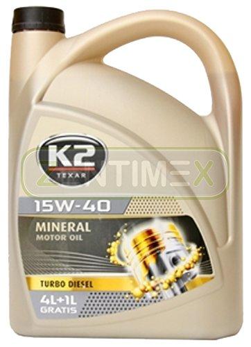 Motorl-l-Mineral-l-mineralisch-15W-40-Nanotechnologie-Diesel-Motoren-mit-und-ohne-Turbo-Kompressor-5l-API-SLCF-ACEA-A2B2