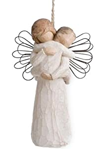 #!Cheap Willow Tree Angels Embrace Ornament, 26089