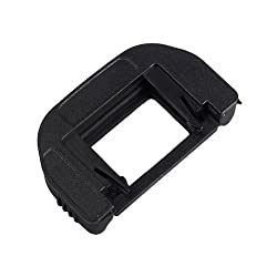 Neewer Rubber Eyepiece Eyecup for Canon EOS 1100D 600D 550D 500D 450D 400D 350D 300D Digital Rebel T5i T4i T3i T3 T1i T2i XT Xti Xsi Digital SLR Cameras
