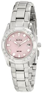 Citizen Women's EW1820-58X Susan G. Komen 20-Diamonds Watch