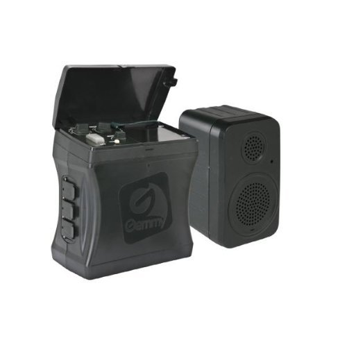 Deluxe Outdoor Lightshow Christmas Music System With Timer Ipod / Mp3 Compatible front-819533