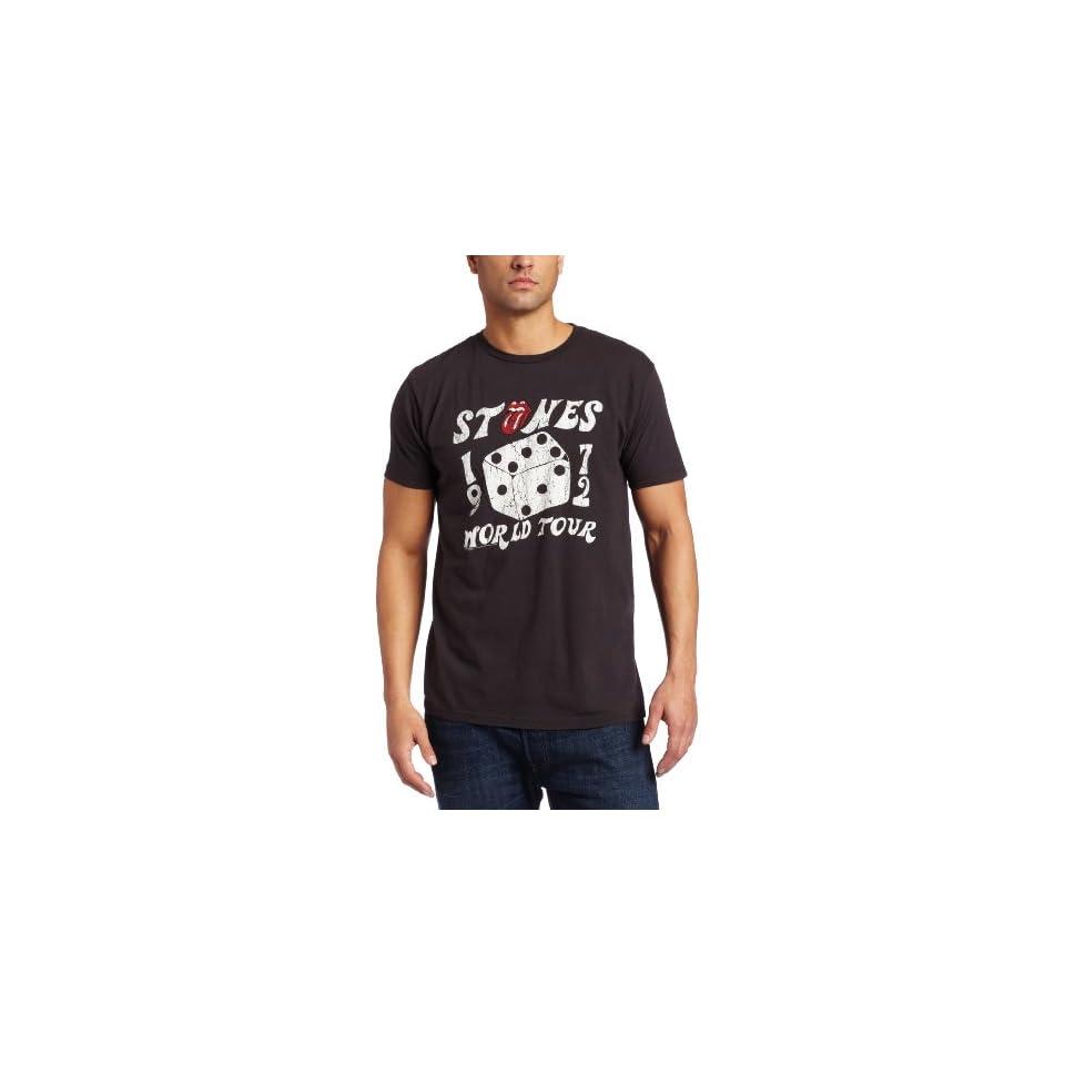 Bravado Mens The Rolling Stones Tumbling Dice T Shirt