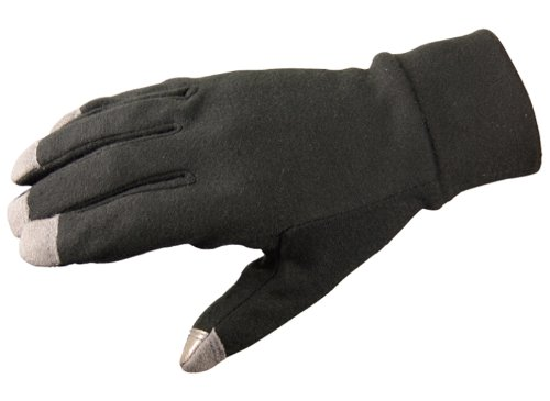 コミネ(Komine) GK-757 Thermolite Inner Gloves black L 06-757