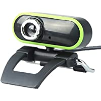 SODIAL R USB 2.0 50.0M Webcam Camera Web Cam HD With MIC For Computer PC Laptop