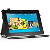 Poetic StrapBack Protective Case for Kindle Fire HD 8.9 Black (Support Auto Sleep/Wake Function)(3 Year Manufacturer Warranty From Poetic)
