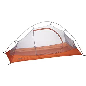 Marmot Eos 1 Person Tent -Pale Pumpkin/Terra Cotta -One