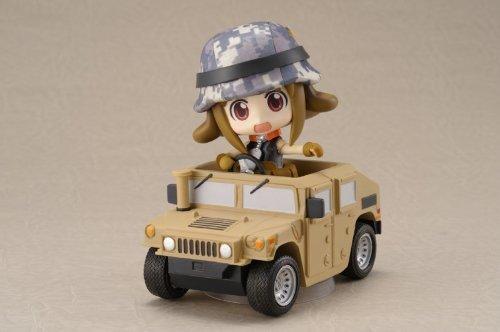 Magical Marine Pixel Maritan Nendoroid PVC Action Figure Desert Army-san 10 cm