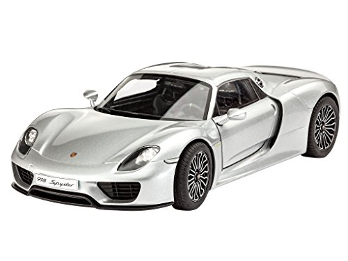 Revell of Germany Porsche 918 Spyder Model Kit (Cool Model Cars compare prices)