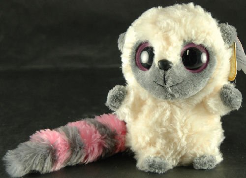 YOOHOO Pink Lemur with sound
