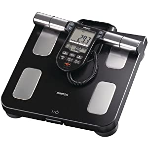 Omron Body Composition Monitor With Scale by Sport Supply Group
