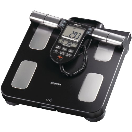 Cheap Omron Body Composition Monitor With Scale (HBF-516B)